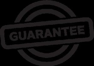 Conservatory Build Guarantee