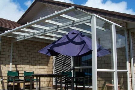 Canopy Roof by Conservatory Solutions