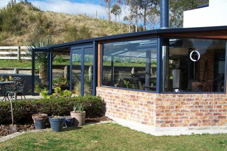 Deck Enclosure by Conservatory Solutions